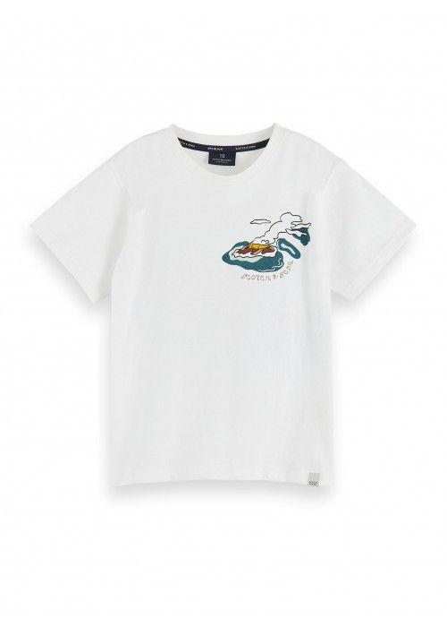 Scotch Shrunk Island Souvenir Tee