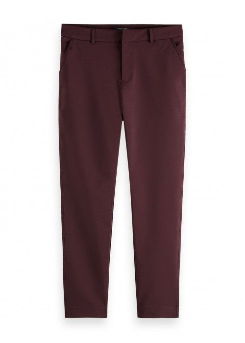 Maison Scotch Stretch tailored pants