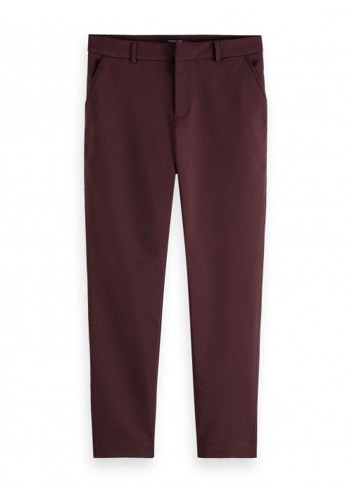 Maison Scotch Stretch tailored pants