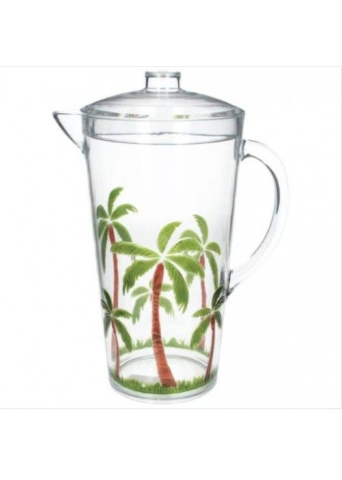 Holidaystore Pitcher Acrylic Green