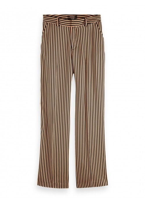 Maison Scotch Classic wide leg pants