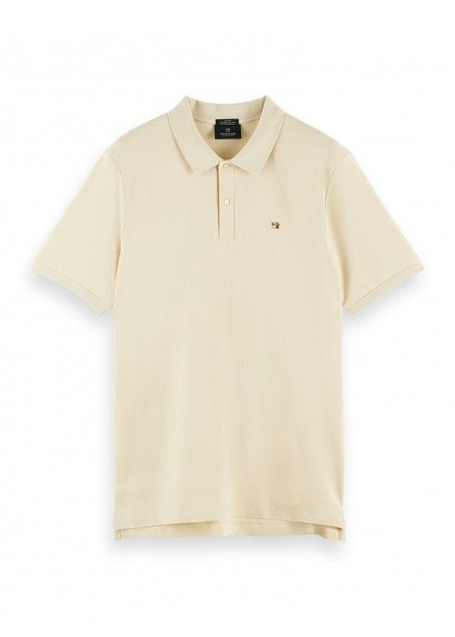 Scotch & Soda Classic organic cotton-pique
