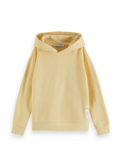 Scotch Shrunk Unisex hoodie in organic qual.
