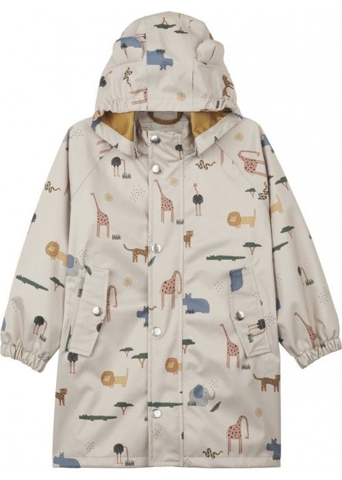 Liewood Blake Long Raincoat