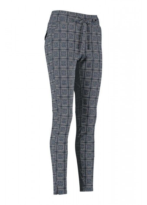 StudioAnneloes Downstairs check Trouser